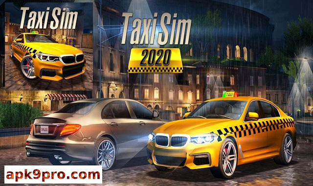 Taxi Sim 2020 1.0.7 Apk + Mod (File size 542 MB) + Data for android