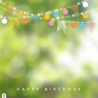 خلفيات عيد ميلاد مكتوب عليها Happy birthday