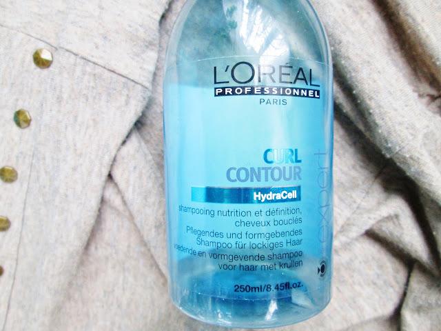 L'Oreal Curl Contour Szampon do włosów kręconych
