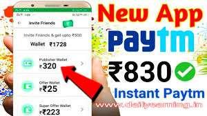 Best Paytm Cash apps   Online Free earning tricks