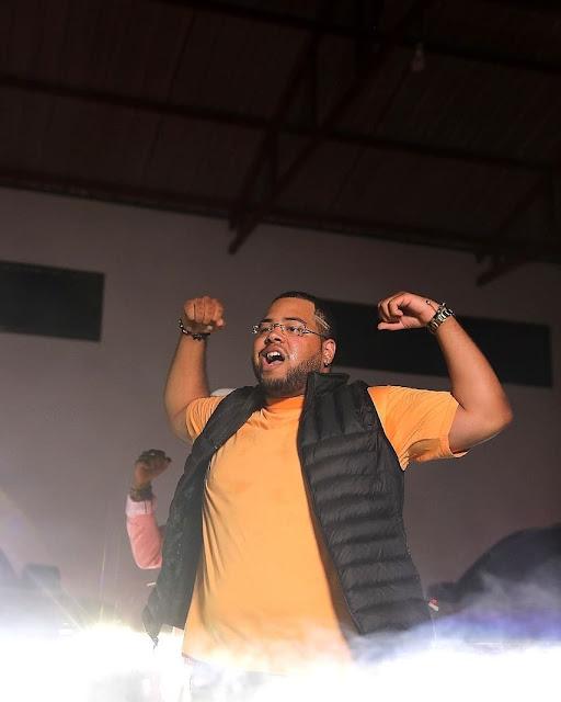 FatBoy6.3 considera-se um dos melhores rappers Angolano
