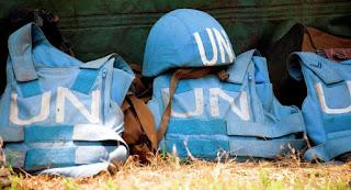 20.000 pacificadores internacionales