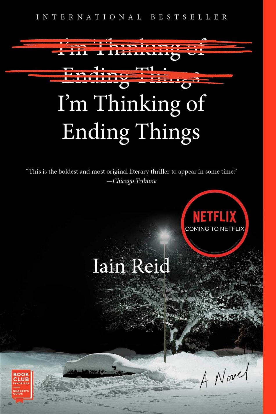 im thinking of ending things iain reid