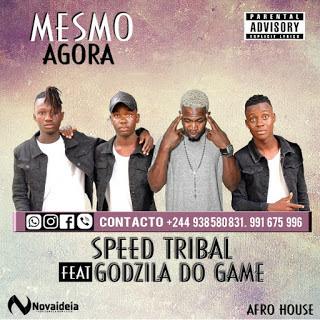 Speed Tribal Feat. Godzila do Game - Agora Mesmo (Afro House)