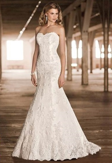 Modest Mermaid Wedding Dresses 65 Trend Beautiful Trumpet Mermaid Ivory