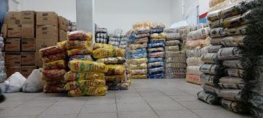 Prefeitura de Jaguarari começa nesta segunda-feira (06) entrega de cestas básicas a pessoas em situação de vulnerabilidade