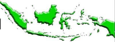 sejarah terbentuknya kepulauan indonesia