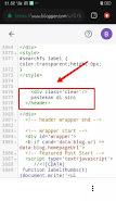 Cara Menghilangkan Kode ?m=1 dan ?m=0 Pada Url Blogger
