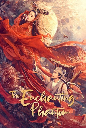 The Enchanting Phantom (2020) 300MB Full Hindi Dual Audio Movie Download 480p Web-DL