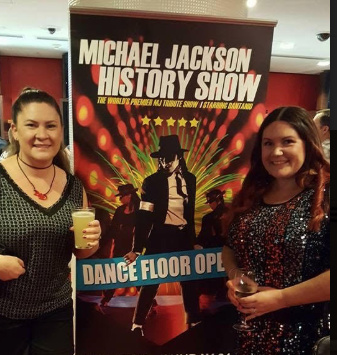 Star of The Michael Jackson HIStory Show, South African singer Dantanio, is a superb performer!