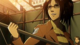 Hellominju.com : 進撃の巨人 ハンジゾエ Attack on Titan Hanji Zoe