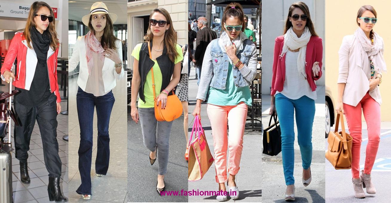 Latest Celebrity Fashion Trends