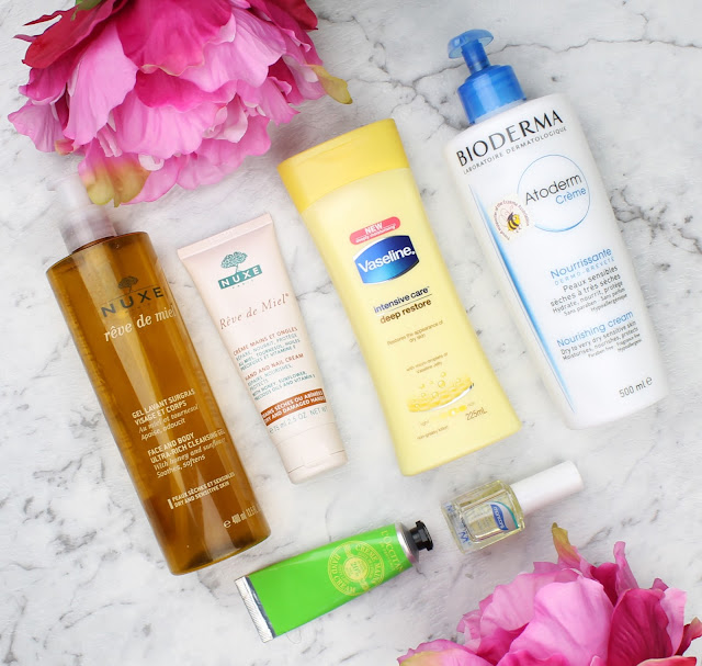 skincare winter skin care body favourite recommendation