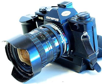 Olympus OM-2S, Sigma Zoom-Gamma 21-35mm F3.5~4