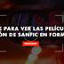 [Sanfic] Fundación CorpArtes abre inscripciones para acceder gratuitamente a las películas de SANFIC 2020
