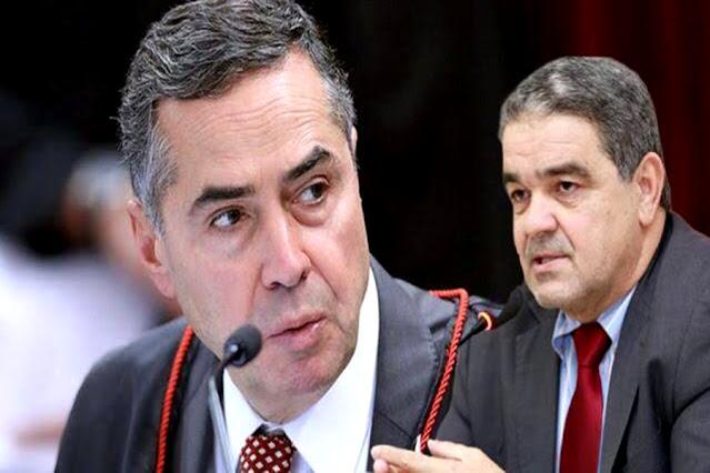 Ministro Barroso não aceita pedido e Aélcio da TV deve perder mandato