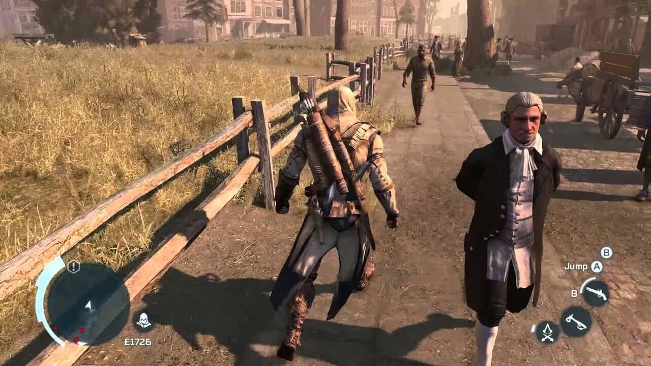 3. Assassin's Creed III