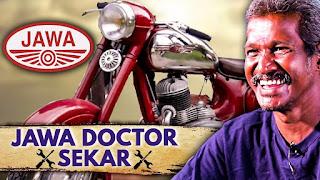 Jawa Doctor Sekar from Chennai