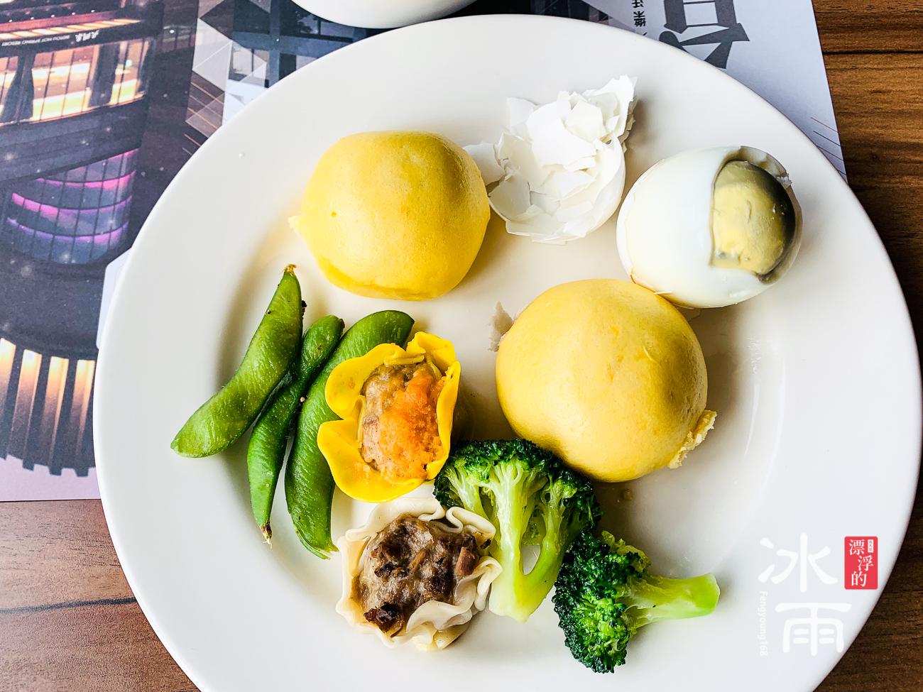 南豐天玥泉 北投館|我的早餐