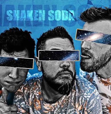 Les trois toulousains de Shaken Soda nous font un bien fou avec leur premier EP.