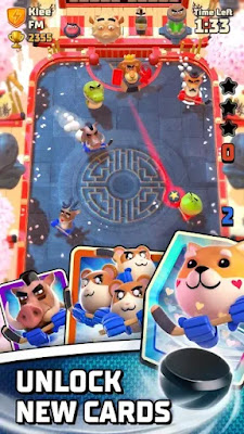 Screenshot Rumble Hockey - Apcoid