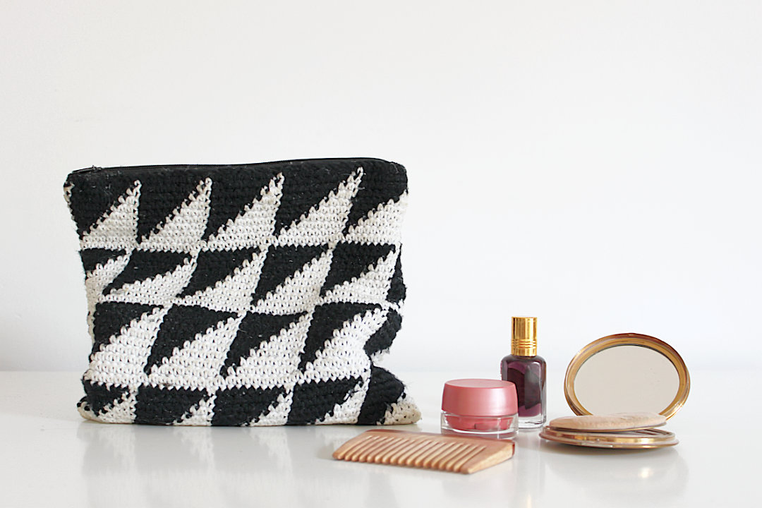 crochet purse bag diy