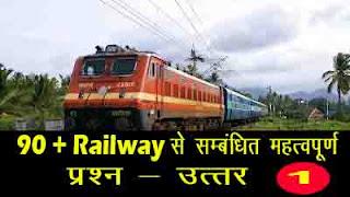 Railway GK