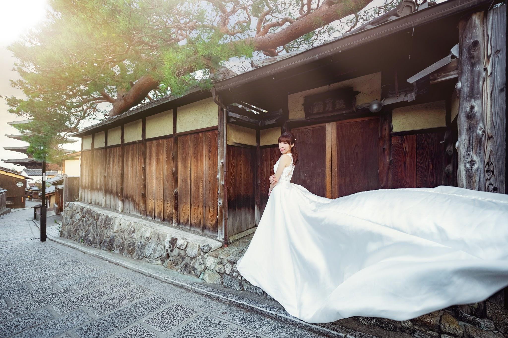 京都楓葉婚紗 二年版 日本京都遊玩 瑪朵婚紗 日本婚紗推薦 楓葉和服婚紗 清水寺 鴨川 嵐山