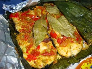 Resep Pepes Ikan Mas Sunda