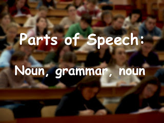 Parts of Speech: Noun, Grammar