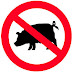 Provincial government bans the entry of live hogs from Luzon, Mindanao and Leyte