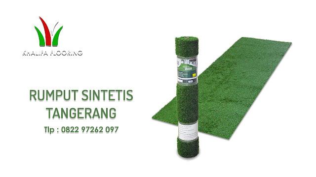 Jual Rumput Sintetis di Tangerang