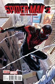 Voici le top des des ventes de comics aux USA pour le mois de février 2016:     1  DARK KNIGHT III: THE MASTER RACE #3     2  STAR WARS #16     3  BATMAN #49     4  SPIDER-MAN #1     5  DEADPOOL: THE MERCS FOR MONEY #1     6  DEADPOOL #7     7  DARTH VADER #16     8  POWER MAN AND IRON FIST #1     9  AMAZING SPIDER-MAN #7     10  JUSTICE LEAGUE #48
