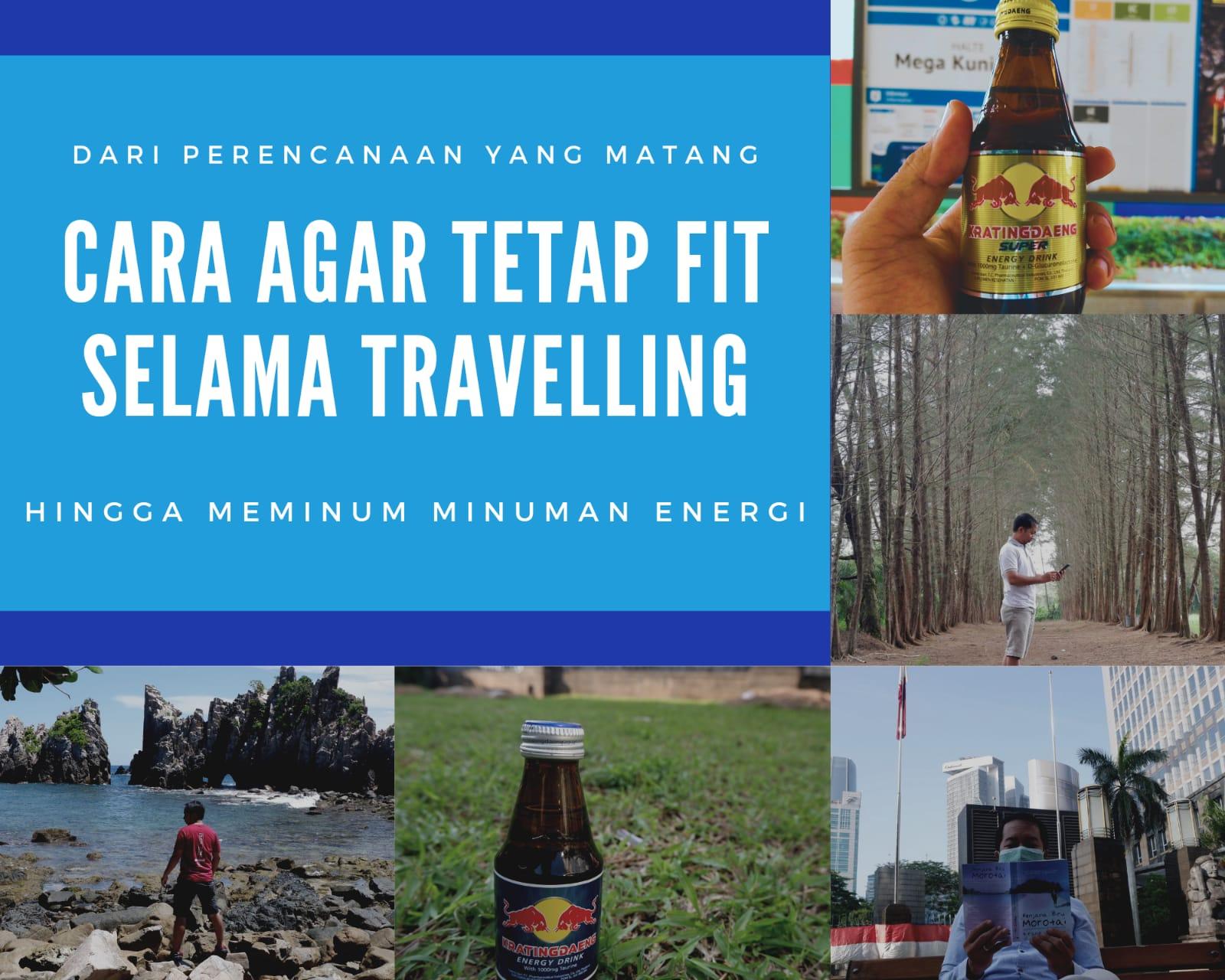Tetap fit selama travelling