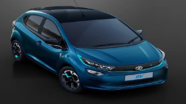 Tata Altroz Electric Cars