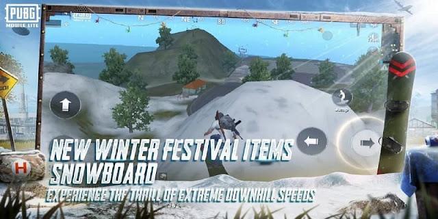 PUBG Mobile Lite 0.20.0 güncellemesi: Yeni Kış Kalesi, festival dekorasyonları ve daha fazla ek özellik