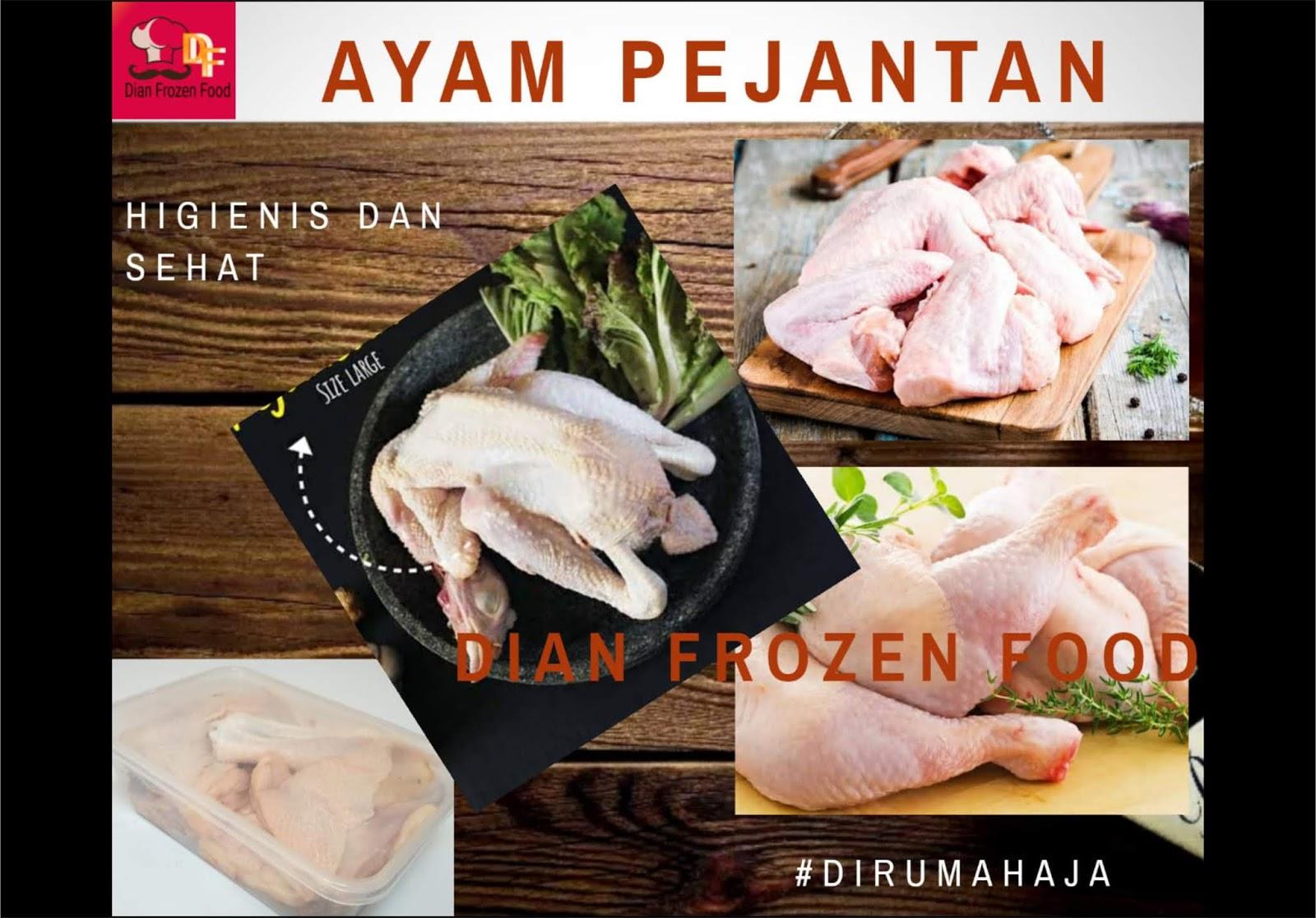 Daging Ayam Pejantan Rp. 35.000/box