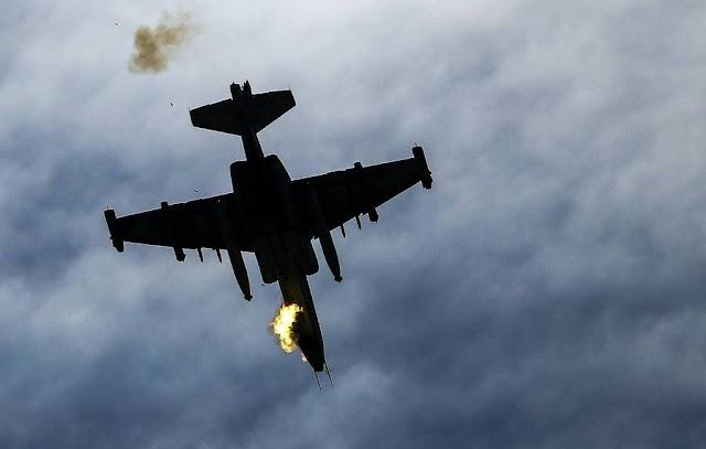 Turkey's F-16 fighter downs Armenia's Su-25 from Azerbaijani territory — Armenian Defense Ministry