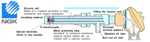 Structure of CP Sensor