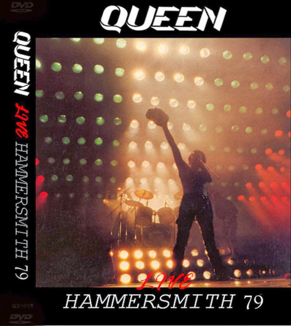 Queen - At The Hammersmith Odeon 1979