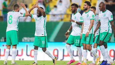 المنتخب السعودي يتغلب على المنتخب اليمني