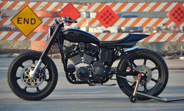 Harley Davidson By Mule Motorcycles Hell Kustom