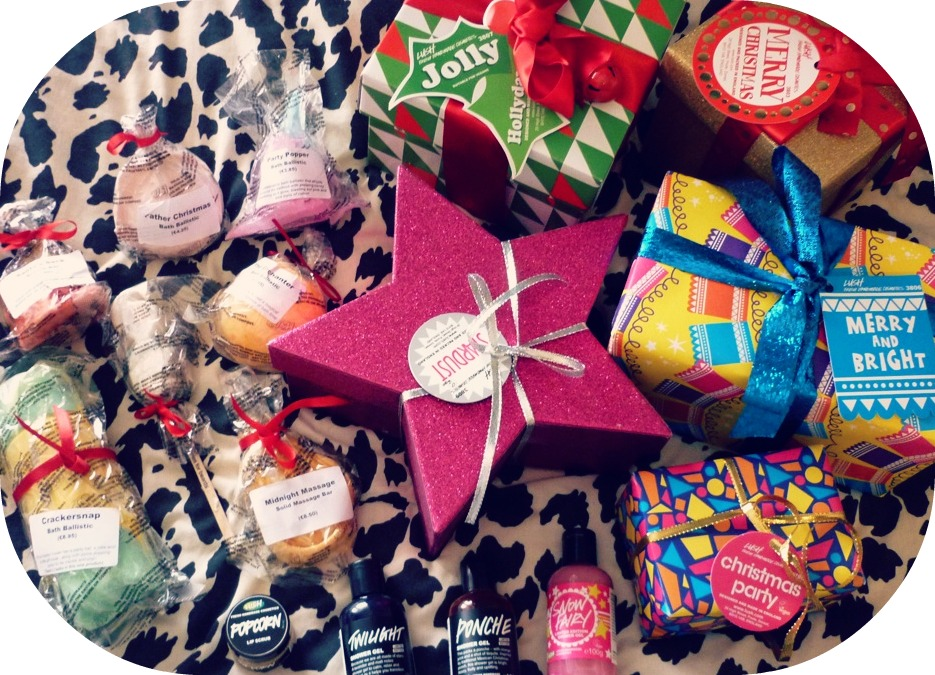 Christmas Party Gift Ideas.Christmas Gift Ideas Lush Goodies Thunder And Threads