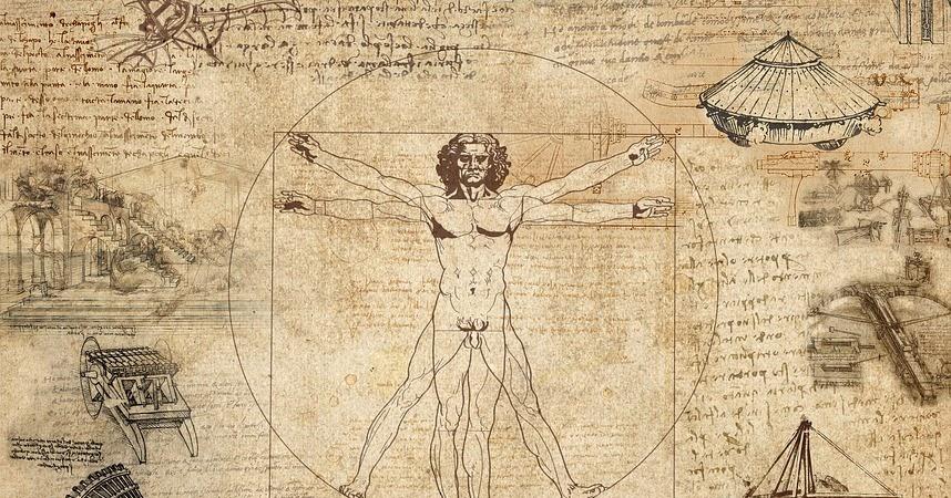 Leonardo da Vinci e o foco no que se faz