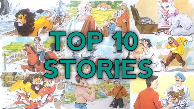 Top 10 Short Moral Story In Hindi For Class 1 नैतिक कहानी हिंदी में कक्षा 1 के लिए