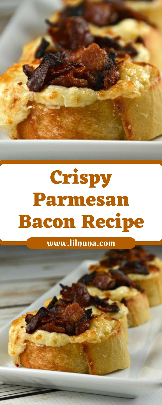 Crispy Parmesan Bacon Recipe