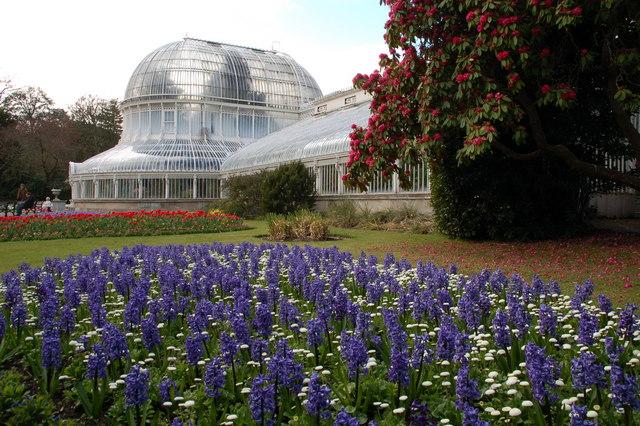Ботанический сад Белфаста (вход бесплатный)