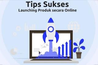 launching produk bisnis pakaian