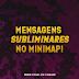 Mensagens Subliminares no Minimap