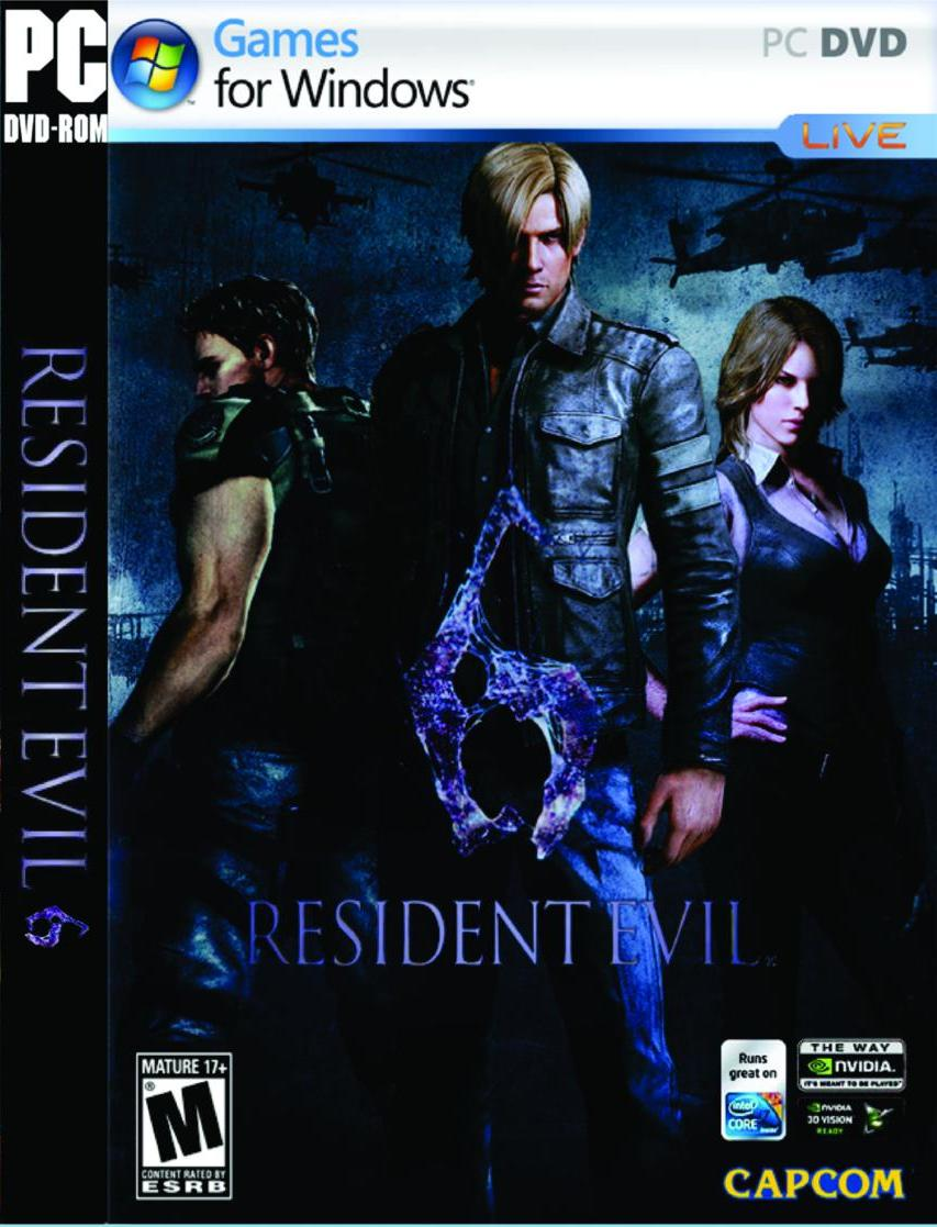 Petition · resident evil 6 / biohazard 6 without games for windows.